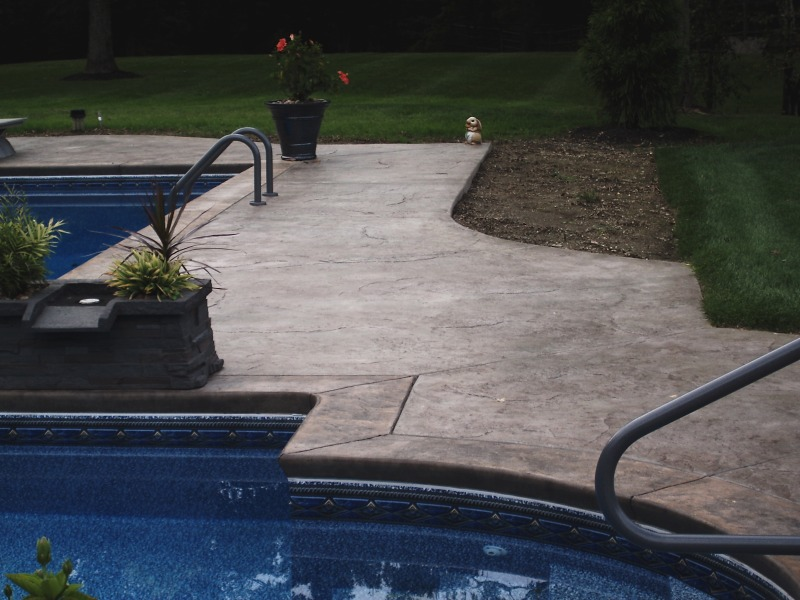 Best Pool Decks and Patios in Sussex County NJ