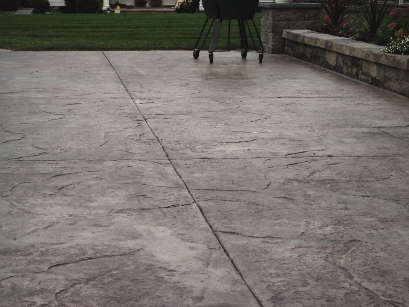 Natural Stone Patios in Northern NJ