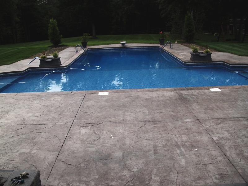 Pool Deck Photos in Northenr NJ