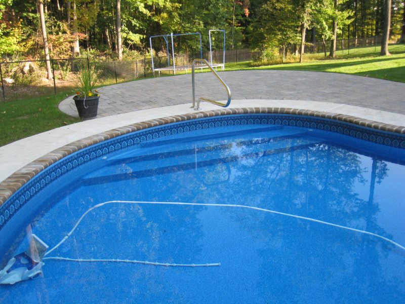 Pool Decks and Coping in North NJ