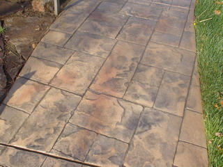 Slate Pattern Design Sussex County NJ