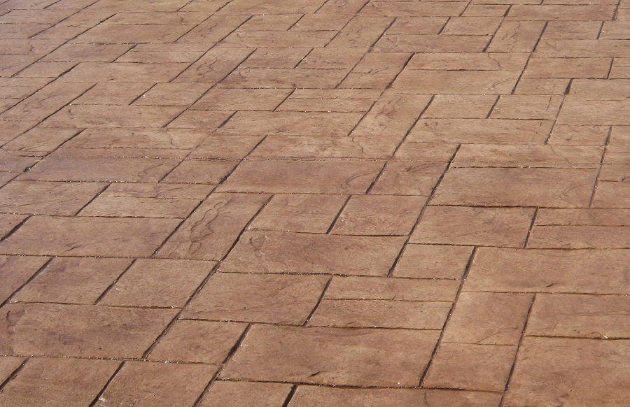 Stamped Concrete in Northern NJ