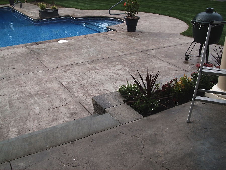Stone Design Outdoor Pools in North NJ