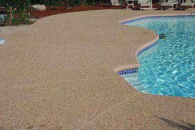 Stone pool Decks and Patios in Northern NJ