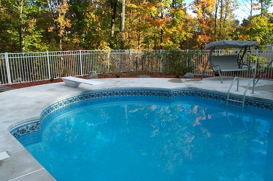 Swimming Pool Decks in Northern NJ